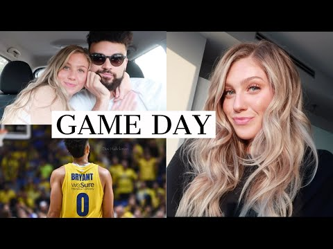 Vlog: FIRST GAME DAY!! And Apartment Hunting In Tel-aviv   Elijah And Jenelle Bryant