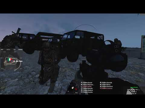 [Coop] F.A.T.A. Arma3 Role Play Campaign D1