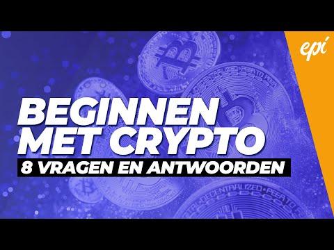 Crypto Voor Beginners - Beginnen Met Crypto (2021)