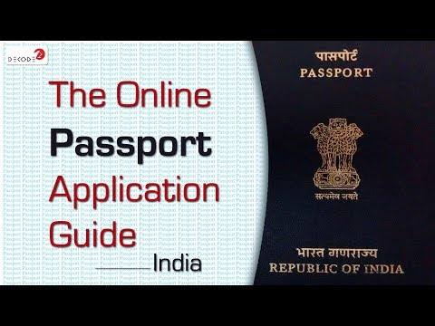 How To Apply For Indian Passport Online || Decode S3E8 || Factly