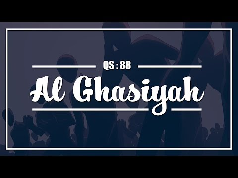 Surah Al-Ghashiyah  | English | Understand & Memorize Quran Project