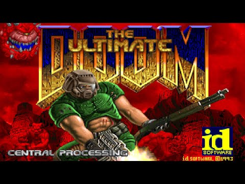 The Ultimate Doom E1M6: Central Processing |