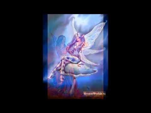 Русалки, феи, ангелы, эльфы Игры одевалки онлайн для