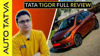 Tata Tigor | The Ideal Compact Sedan? | Overview | Hindi | Auto Tatva