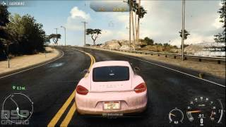 PS4 Launch - Need For Speed: Rivals gameplay pt2