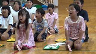 ぼくらの学校『日立市立中里小学校』(平成24年10月1日配信)