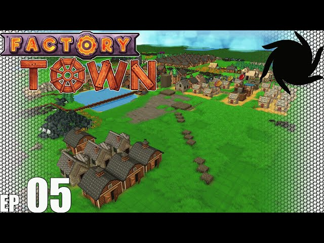 Factory Town Grand Station - 05 - Which Way is Up