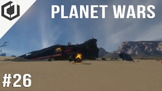 Space Engineers | PLANET WARS - EP 26 - An Old Friend