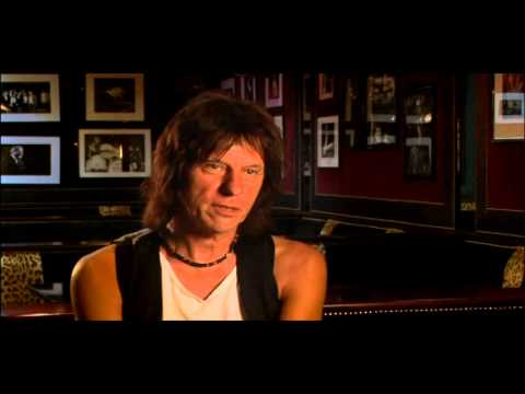 Interwiew: JEFF BECK ~ Live at Ronnie Scott