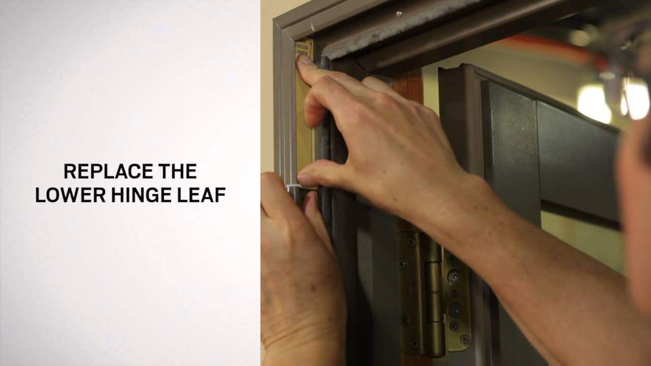 Andersen Replacement Windows >> Replacing Hinges on Insect Screens | Andersen Windows ...