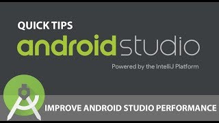 Quick Tips To Improve Android Studio Performance (Today)