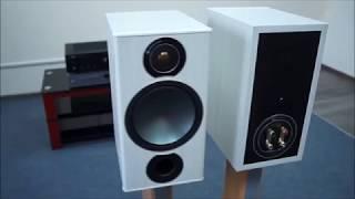Monitor Audio Bronze 2 Обзор акустических систем