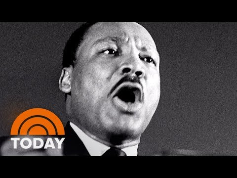 On 50th Anniversary Of Martin Luther King's Death, Tom Brokaw Looks Back | TODAY