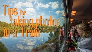 How to Take Photos from a Train: Photography from the VIA Rail