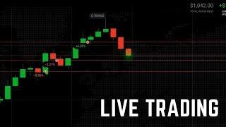 Forex - Live Trading - Strategia Wybicia