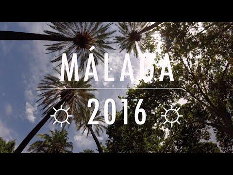 Málaga Trip 2016 | GoPro HD