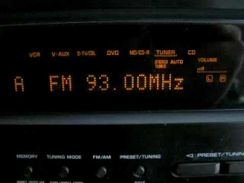 Unknown radio on 93.00 MHz in Banska Bystrica, Slovakia