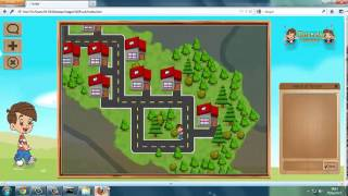 Video Proyecto Videojuego con HTML5 + Canvas, Node.js con WebSockets