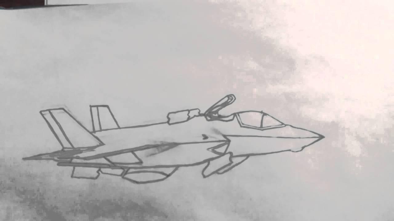 F-35 Lightning Ii Drawing