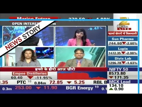 Cement, Banking and Capital goods sector witnessing maximum downfall