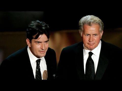 Martin Sheen Tears Up Talking About Son Charlie's HIV Diagnosis