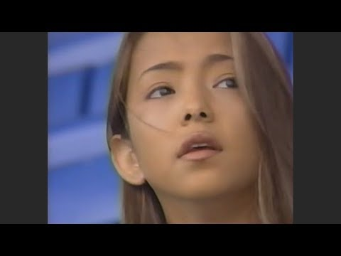 安室奈美恵・密着『素顔の夏~SWEET 19 BLUES~ '96』1/2