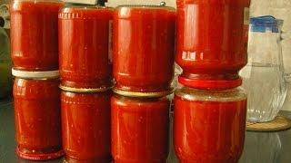 Как сделать кетчуп
