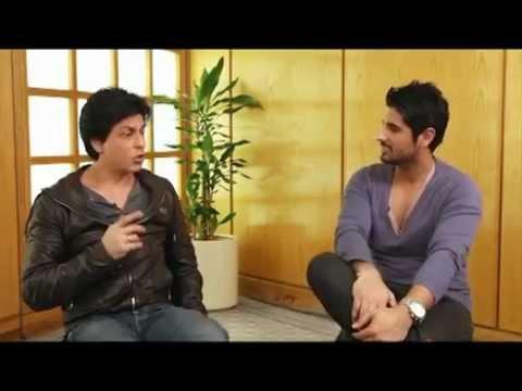 Asad Shan Meets Shahrukh Khan