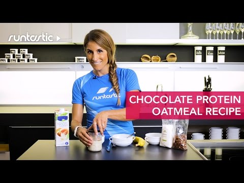 Easy Overnight Protein Oatmeal: Start your day off right!