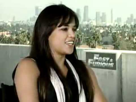 Michelle Rodriguez Interview Fast Five Fast & Furious 5 & Fast Six     YouTube