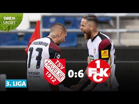 TSV Havelse Kaiserslautern Goals And Highlights