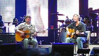 """Clapton/Winwood - """"Can't Find My Way Home"""" - Houston 6/24/2009"""