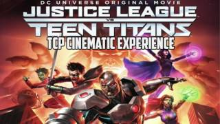 The Cinematic Experience: Justice League vs. Teen Titans Audio Commentary