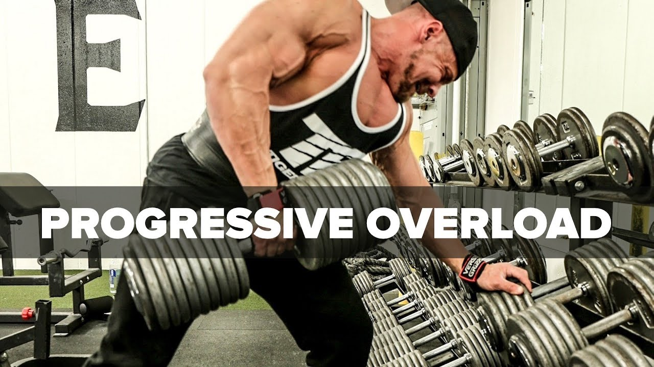 Tracking Your Progressive Overload -- Progressive Overload with dumbbells