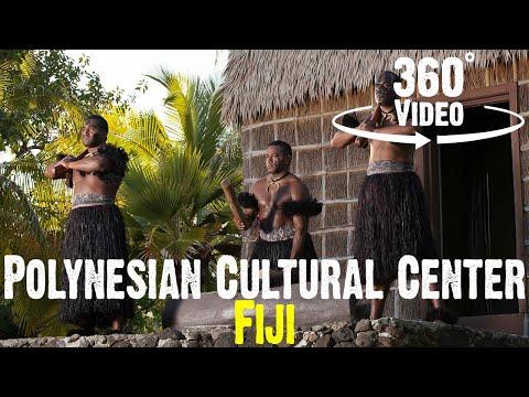Polynesian Cultural Center 360 4K! - Fiji