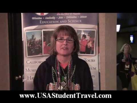 USA Student Travel Testimonial