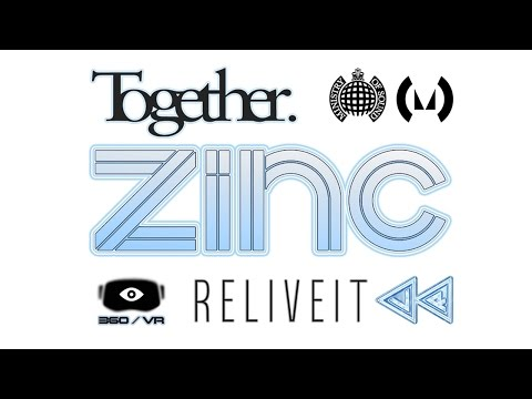 DJ Zinc - MC GQ - Ministry of Sound - MoS - Together. - 360 VR - 15/04/17