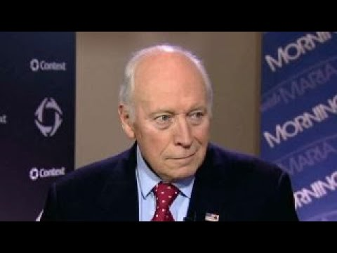 Cheney: Iran's trying to promote, finance nuclear technology