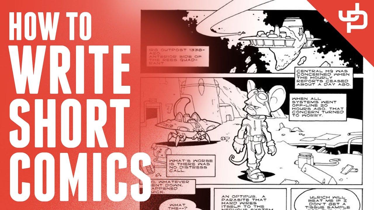 How To Write Short Comics