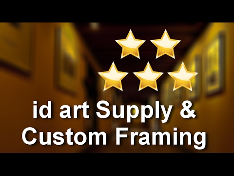 id art supply custom framing miami superb five star review by kirsten t