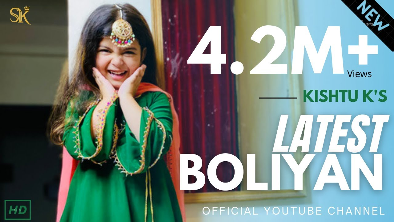 Download Boliyan By Kishtu K   Lae Sunla Bhenji (2021) #punjabireels #punjabisuits #Kishtu_k