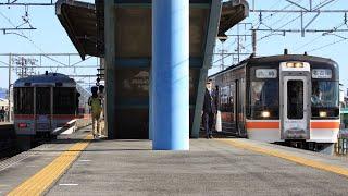 【愛知DC】愛知DC臨時列車 最終回‼︎愛知☆静岡DCトレイン 愛知御津で離合‼︎ おまけ付き