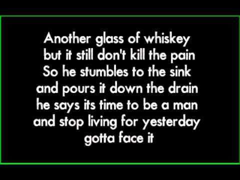 Wasted by Carrie Underwood Lyrics