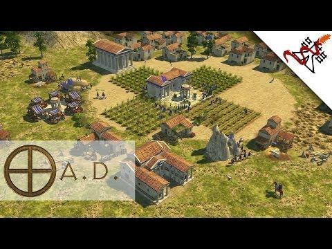 0 A.D. - Macedonia Skirmish Gameplay | Alpha 15 Osiris [1080p/HD]