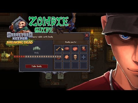 Graveyard Keeper How to get the best zombie efficiency 40% - Efficiency Guide