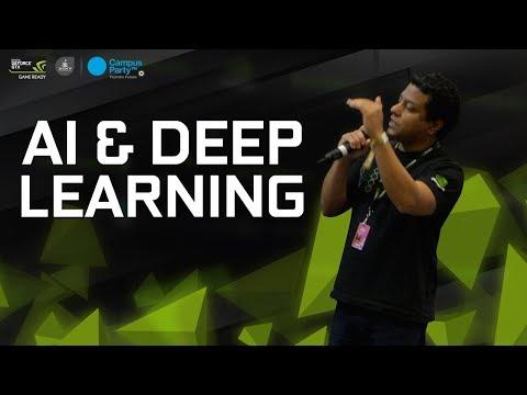 AI con Deep Learning - Pedro Mario Cruz e Silva (NVIDIA Latinoamérica en CPMX8)