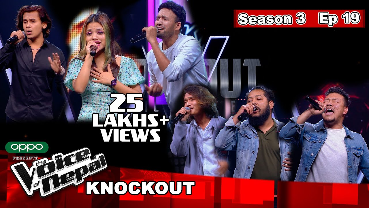 Download The Voice of Nepal Season 3 - 2021 - Episode 19 (Knockout)