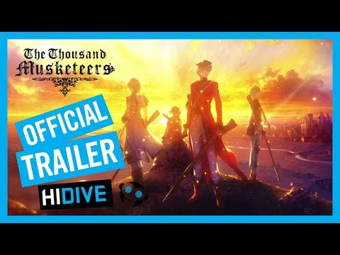 The Thousand Musketeers Official Trailer
