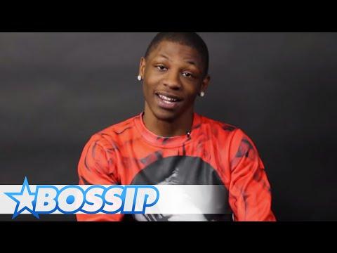 "Bobb'e J Thompson Talks New Movie ""School Dance"" | BOSSIP"