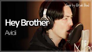"Korean Rocker sings ""Hey Brother"" (From ""Avicii"") Cover by E Hyuk Band"